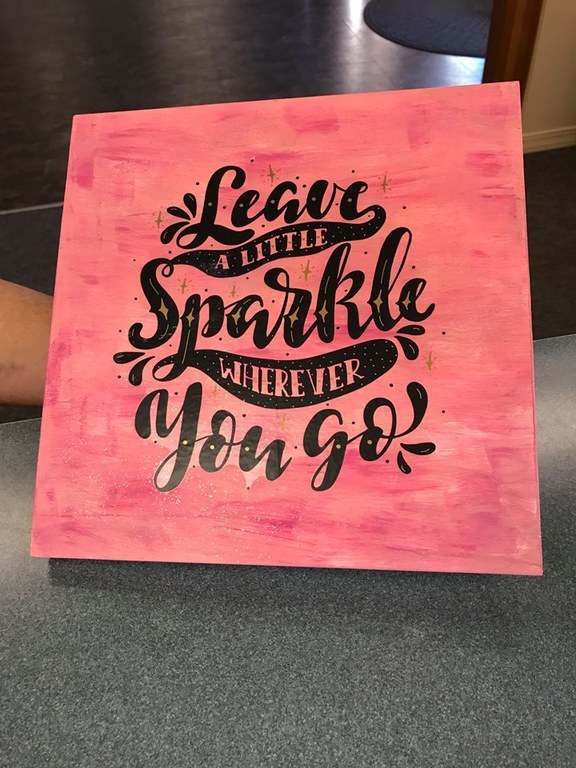Leave a Sign of Sparkle!