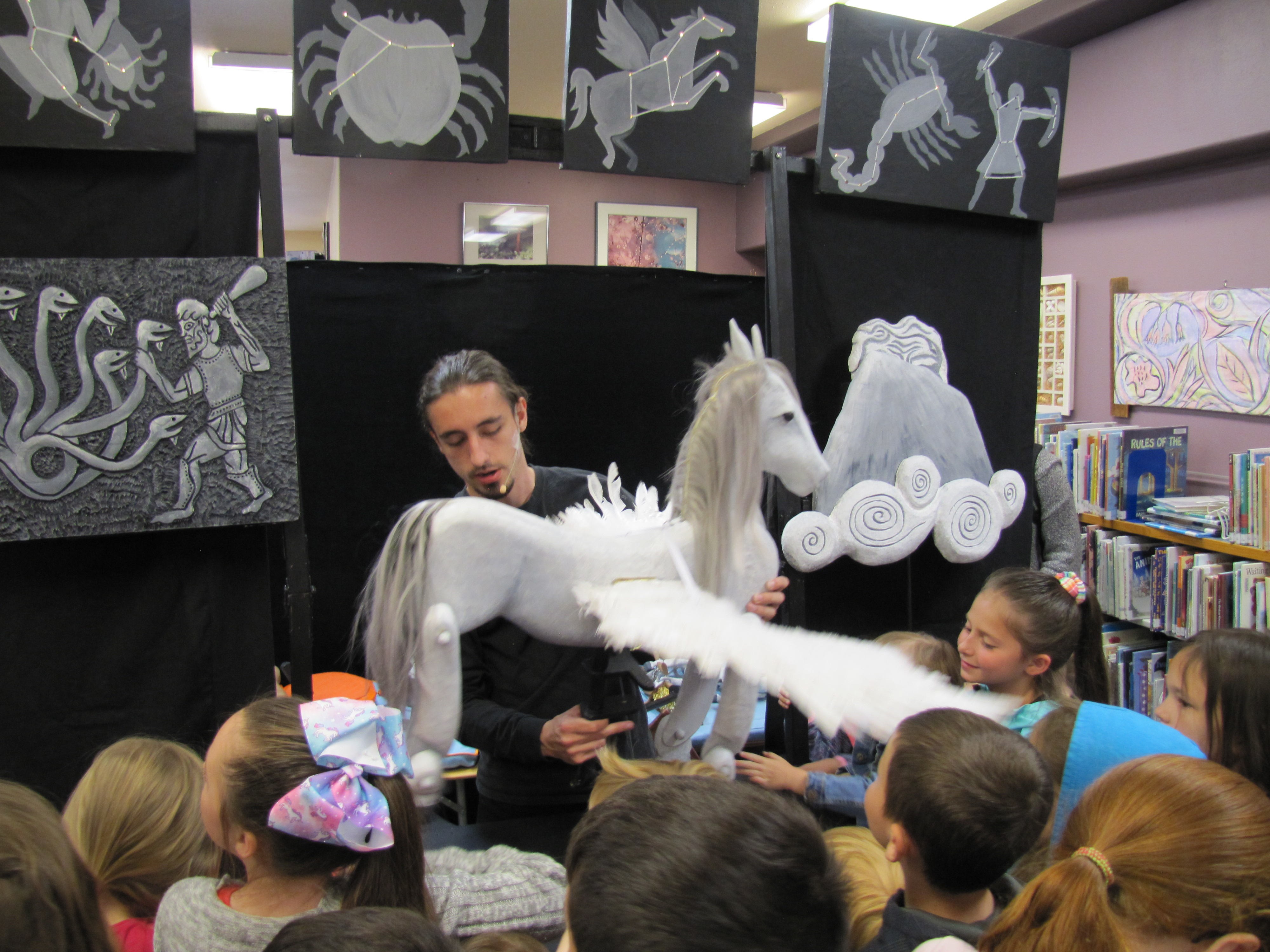 Pegasus and the Stories of the Stars