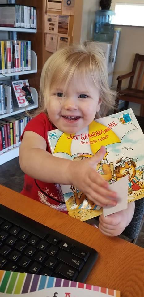 I Love Books, Mom let's order more!