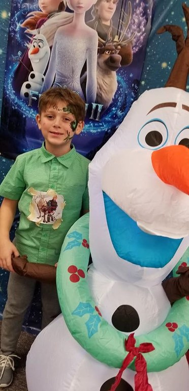 I'm with Olaf!