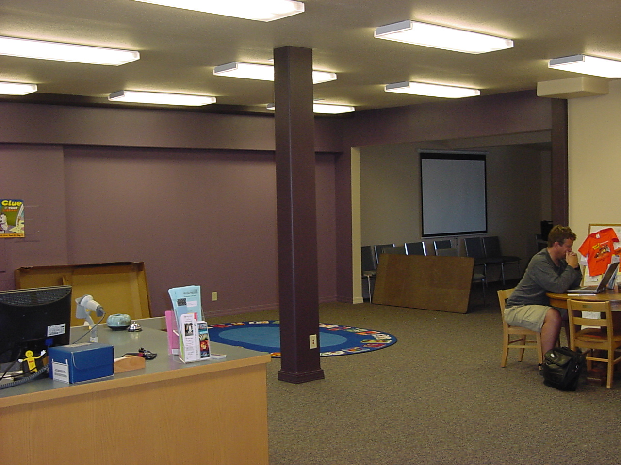 New Childrens Library Area