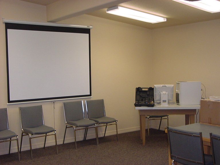 Library's New Community Conference Room