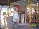 Buck Hobbs, Angell Job Corps Carpentry Instructor