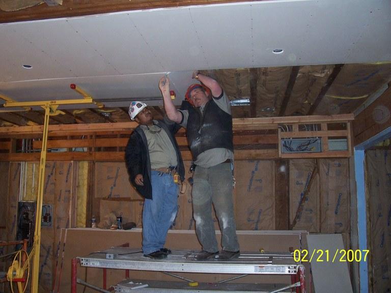 Angell Job Corps hard at work!