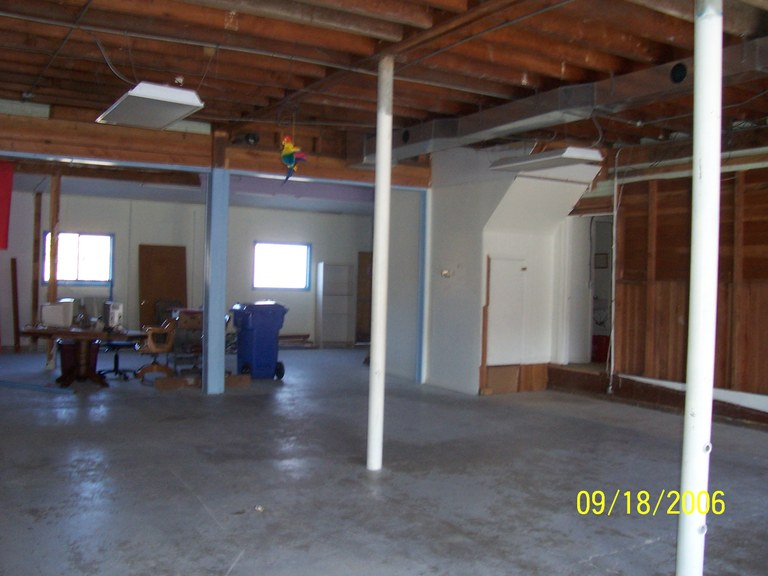 Library Expansion Area