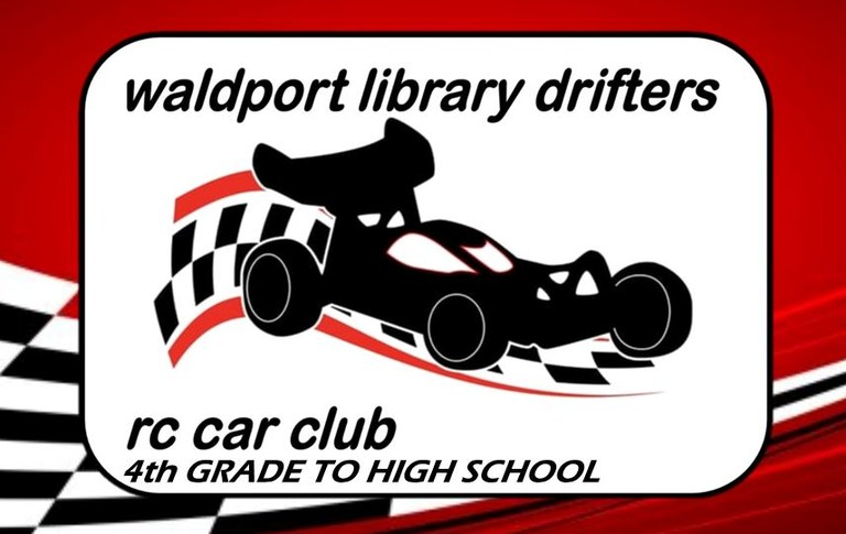 Join the RC Car Club! 4th grade to High School